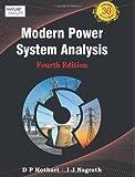 Modern Power System Analysis, 4e