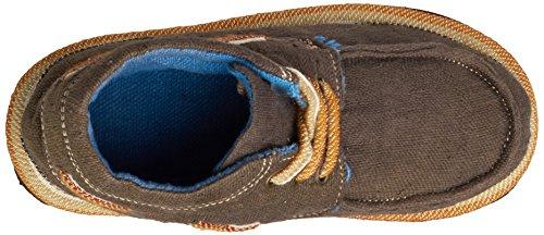 La Hombre Marrón Solerebels De Zapatos Navegación 5 V zxxq7v