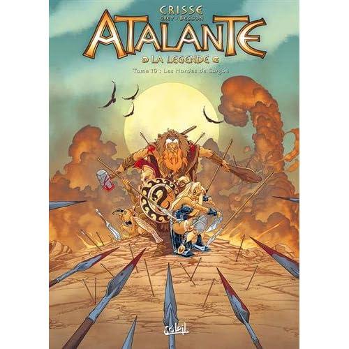 Atalante T10 - Les Hordes de Sargon