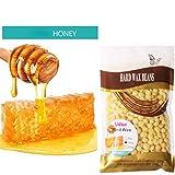 Haarentfernung Wachsbohnen,BBTXS Enthaarungscremes Hot Film Hard Wax Pellet wachsen Removal Bean Wachs Perlen Honig