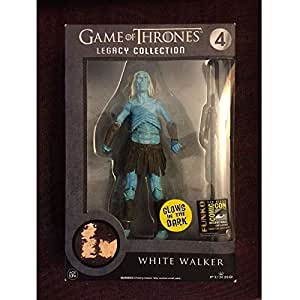 SDCC 2014 Exclusive - Game Of Thrones White Walker - Glow In The Dark Legacy Collection Figure