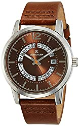 Daniel Klein Analog Brown Dial Mens Watch - DK11509-5