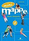 Scarica Libro Mini mappe Storia geografia Per la 4ª classe elementare (PDF,EPUB,MOBI) Online Italiano Gratis