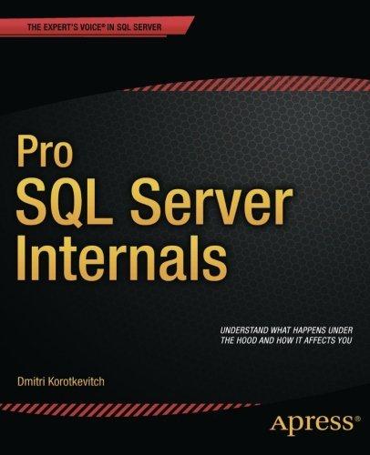 Pro SQL Server Internals by Dmitri Korotkevitch (2014-06-17)