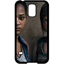 8144065ZJ130646710S5 New Style Riley and Ellie - The Last of Us: Left Behind Funda Samsung Galaxy S5 On Your Style Birthday Gift Cover caso case caso case