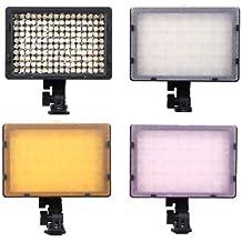 Andoer LED Luz de Vídeo para Cámara