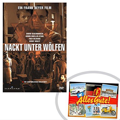 Ostprodukte-Versand.de DVD Nackt unter Wölfen   DDR Traditionsprodukte   DDR Waren