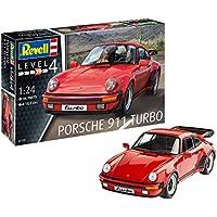 Revell Maqueta Porsche 911 Turbo, Kit Modelo, Escala 1:24 (07179)