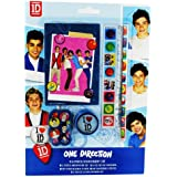 One Direction Stationery Set - 5 Pieces