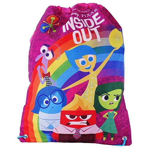 Disney Inside Out Mochilla Saco Bolso Escolar