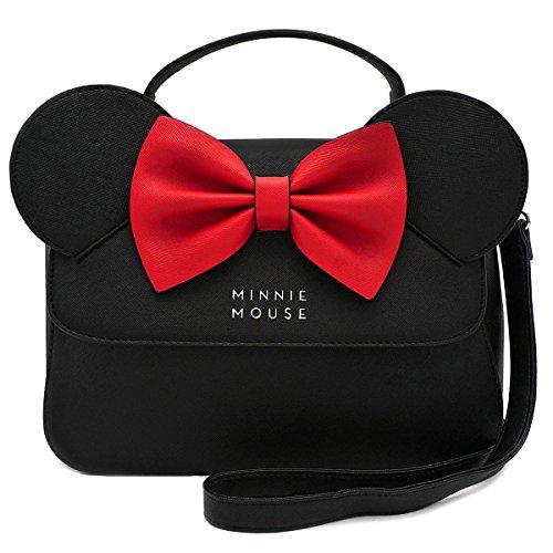 Loungefly Handtasche Disney Minnie Mouse Schleife