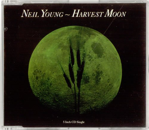 Harvest moon (#wo139cdx/9362407812) (Harvest Cd Moon-neil Young)