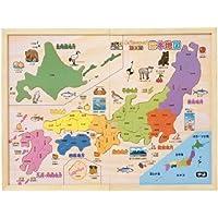 Comparador de precios Wooden Puzzle Map of Japan Series (japan import) - precios baratos