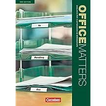 Office Matters - Third Edition: A2/B1 - Schülerbuch