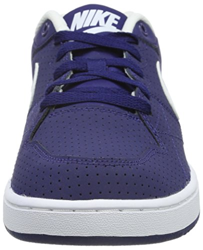 Nike Priority Low, Chaussures de Basketball Homme Bleu (Loyal Blue/White)