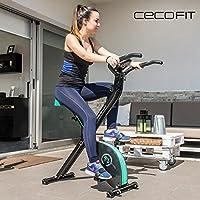 Cecofit - Cecofit Static Foldable X-Bike