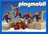 PLAYMOBIL 3496 - 6 Schimpansen