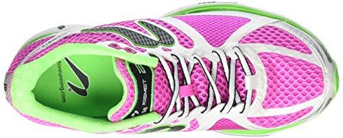 newtonrunning Damen Kismet Ii Women's Stability Running Shoe Laufschuhe Pink (Pink/White)