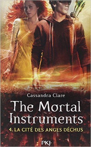 The Mortal Instruments - La cit?? des t??n??bres, Tome 4 : La cit?? des anges d??chus by Cassandra Clare (2013-07-06)
