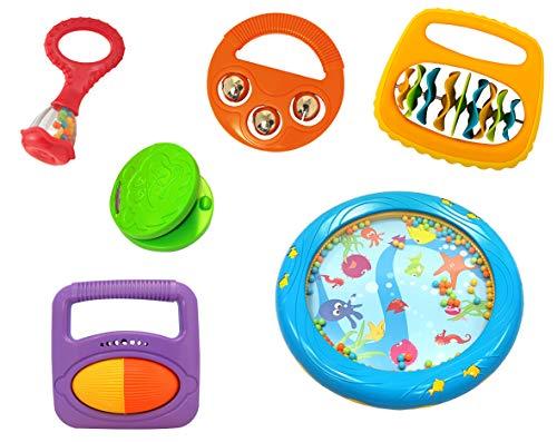 Das Baby-Rhythmus-Set: Zum ersten Geburtstag