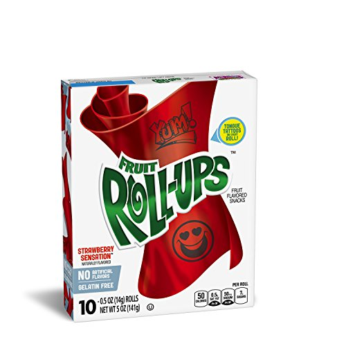 Fruit Roll - Ups (Frucht Rolle) Aroma Imbisse