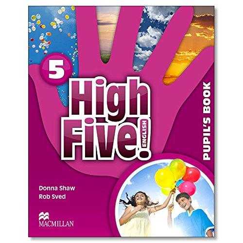 High five! 5 pb