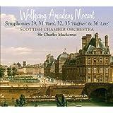 Mozart: Symphonies Nos 29, 31, 32, 35 & 36