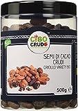 Cibocrudo Semi di Cacao Crudi Criollo Variety - 500 gr