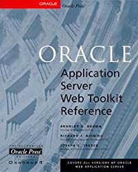 Oracle Application Server Web Toolkit Reference
