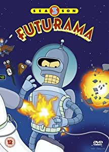 Futurama - Season 3 [DVD]
