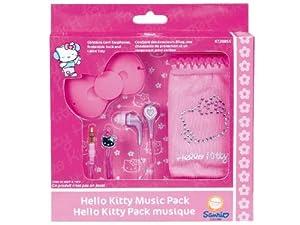 Socio de Juguete - SSXHKT208 - Juegos educativos electrónicos - Hello Music Pack Kityy Importado de Francia