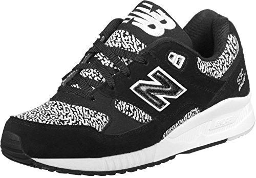 New Balance W530 W Schuhe 7,5 schwarz (Schwarz Neue Balance Herren-schuhe)
