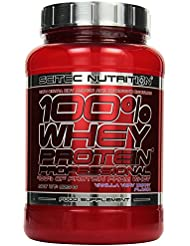 Scitec Nutrition Whey Protein Professional Vanille Very Berry, 1er Pack (1 x 920 g)