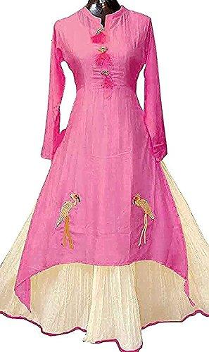 Kurti (Women's Clothing Kurti For Women Latest Designer Wear Kurti Collection In...