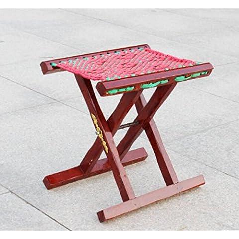 Plegables madera taburetes plegables portátiles para Mazar / / / camp silla taburete madera taburete y cenizas Mazar Mazar/parrilla