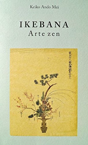 ikebana. arte zen