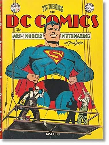 75 Jahre DC Comics. Die Kunst moderne Mythen zu schaffen