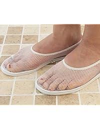 ad1b584bf46 Amazon.es  antideslizantes para ducha - Zapatos  Zapatos y complementos