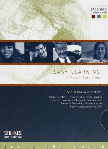 Spagnolo 100-101-201. Corso interattivo per principianti-Corso interattivo avanzato-Corso interattivo business. 3 CD Audio e 3