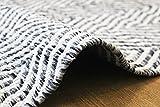 Kayoom_Wohnzimmer Teppiche_mit attraktiven Farben und Muster_Aperitif 410 Grau 120cm x 170cm, Teppich Größe:120cm x 170cm, Teppich Farbe:Grau
