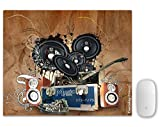 #3: Everyday Desire Designer Printed Mouse Pad - MP025