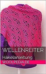 Wellenreiter Schultertuch / Stola Häkelanleitung: Woolpedia