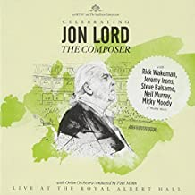 Celebrating Jon Lord 'The Composer' by Jon Lord (2014-05-04)