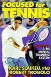 Focused for Tennis