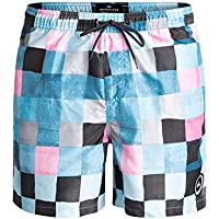 Quiksilver Resin Check Short de Bain Homme