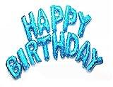 AwesomedaysIn Metallic HAPPY BIRTHDAY(13...