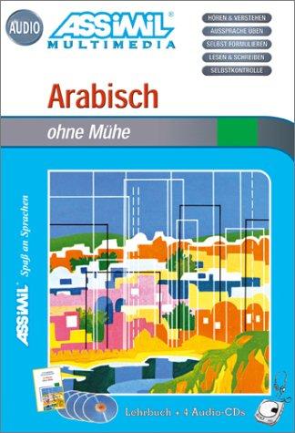 Arabisch ohne Mühe (1 livre + coffret de 4 CD) (en allemand)
