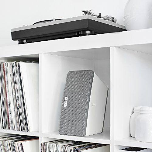 Sonos PLAY:3 I Vielseitiger Multiroom Smart Speaker für Wireless Music Streaming (weiß) - 4