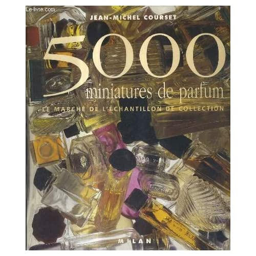 5000 miniatures de parfum : Le marché de l'échantillon de collection