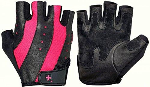 Harbinger Womens Pro L/9 =20-22 cm Frauen Fitnesshandschuh, Trainings Handschuhe, Bodybuilding Handschuh
